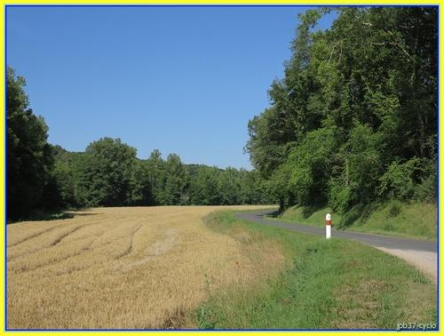Adieu au routes tourangelles