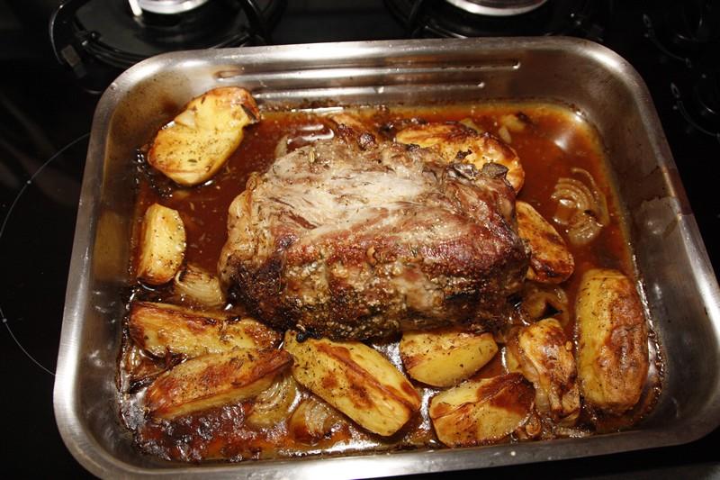 Roti De Porc Dgidgi