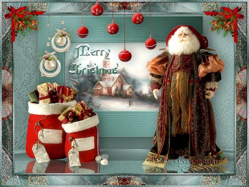 Cadre  Noël 35