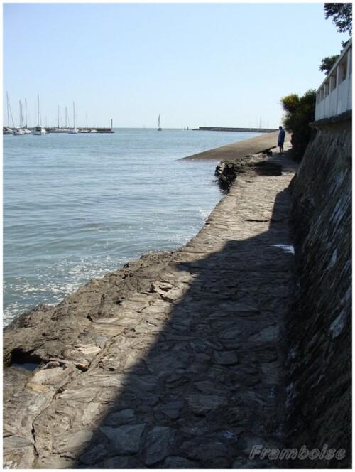 sentier littoral Pornic