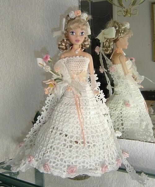 Défilé Stylistes 2012 :Barbie mariée (4)