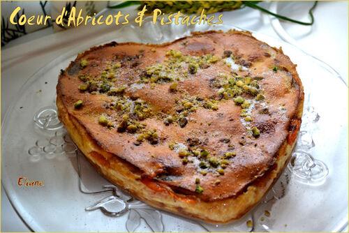 Coeur d'Abricots & Pistaches