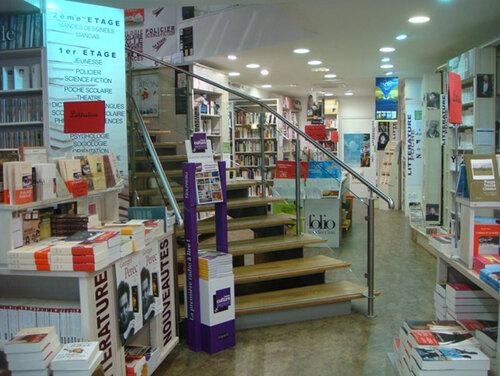 La librairie Ryst