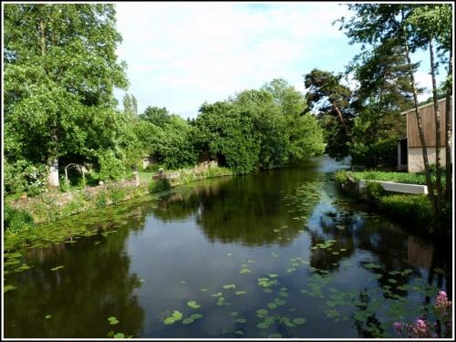 Rocheservière et son vieux pont