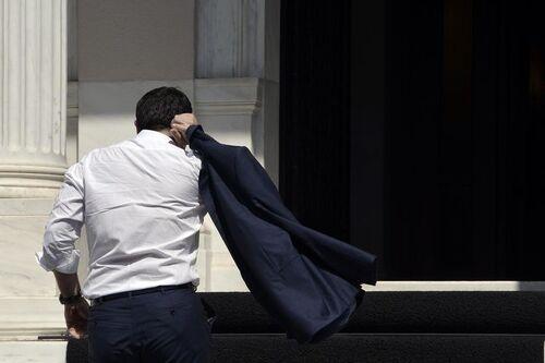 En Grèce, Syriza fissuré par un compromis incompris (Libé 13/07/2015)