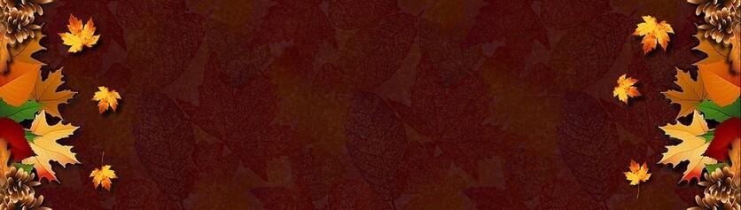 "Bordures ""automne"""
