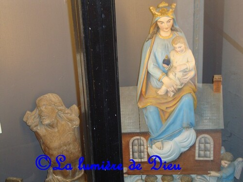Ablain saint Nazaire : Basilique Notre-Dame de Lorette