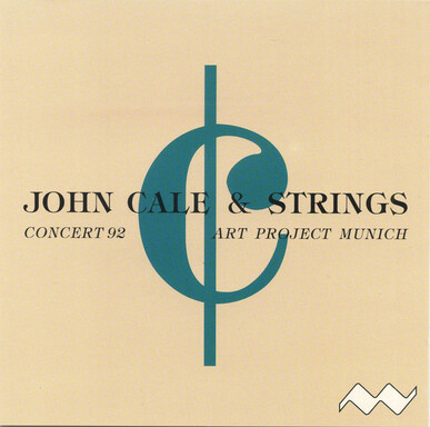 Live: John Cale and Strings - Concert'92