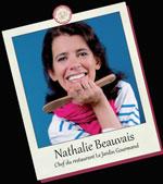 Nathalie Beauvais au JT de 13 H sur France 2