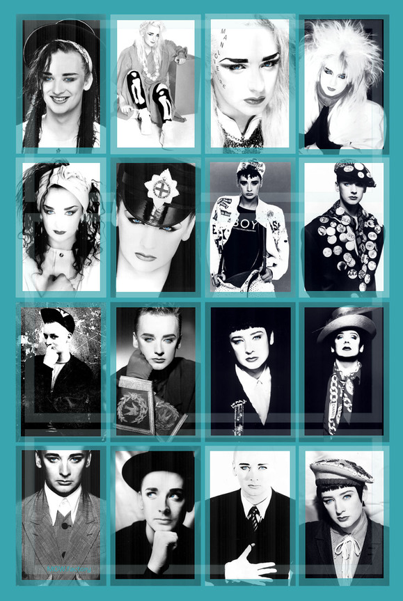 BOY GEORGE - Timeless