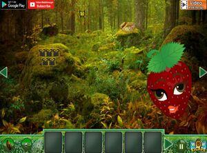Jouer à Fruit forest escape