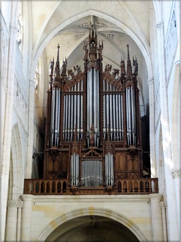 N-D de l'Assomption - Grandes orgues