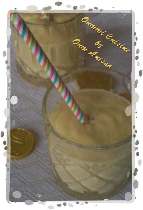 milk shake mangue coco