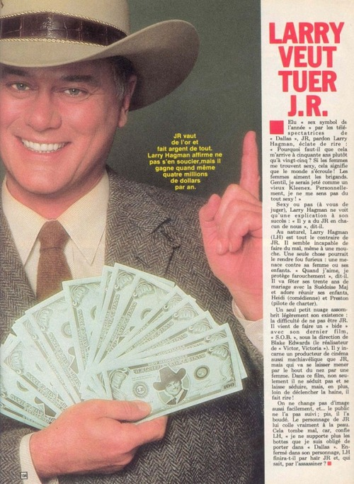 Dallas,Larry Hagman