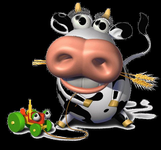 Vaches Et Humour La Passion Des Tubes Psp