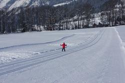 Premiers pas de ski de fond en toute sérénité !