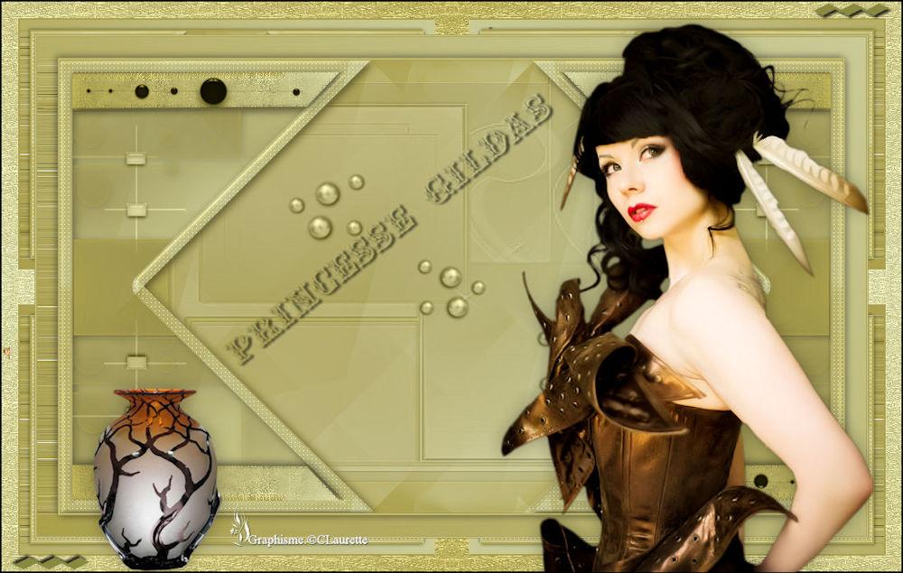 Princesse Gildas