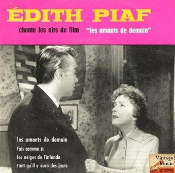 Edith Piaf, 1958