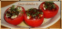 Tomates Rôties Piment et Miel