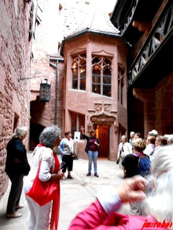 Découvrir en 4 jours l'Alsace et la route des crêtes « 2 »