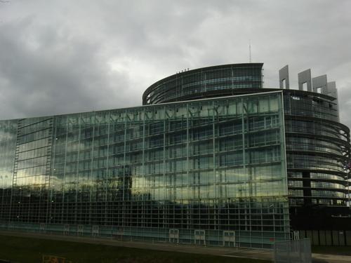 Strasbourg: la ville