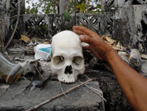 Deux femmes décapitées pour «sorcellerie»