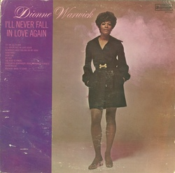 Dionne Warwick - I'll Never Fall In Love Again - Complete LP