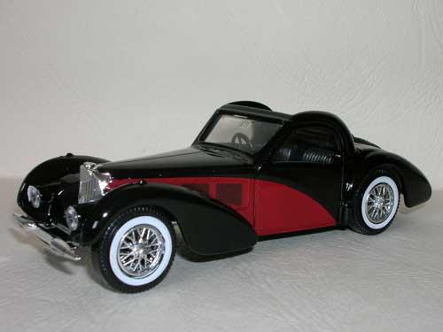 Bugatti Type 57S Atalante Cabriolet 1939