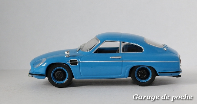 DB Panhard HBR4  1958