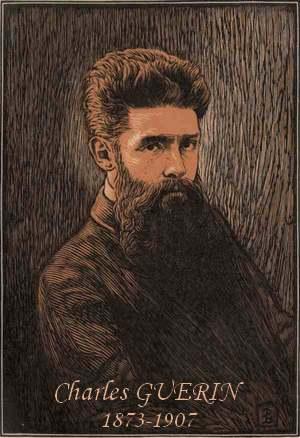 """"""" Il a plu """"  poème de Charles GUERIN"""