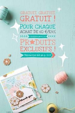 Sale-a-Bration et nouveau catalogue saisonnier