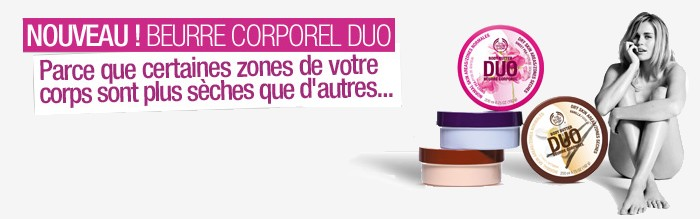 Beurre corporels duo | The Body Shop