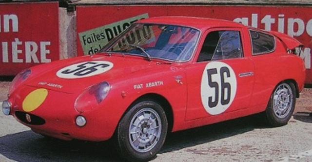 Le Mans 1962 Abandons I