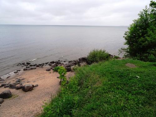 Kallaste, au bord de la Mer Balique en Estonie (photos)