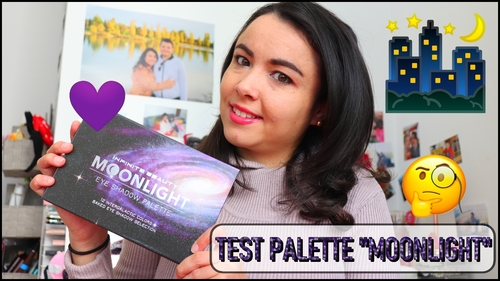 [ TUTO MAKEUP ] - Je teste la Palette MoonLight de chez Action France