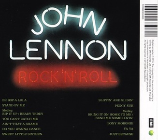 Covers (8): John Lennon - Rock'n Roll (1975 Remastered 2000)