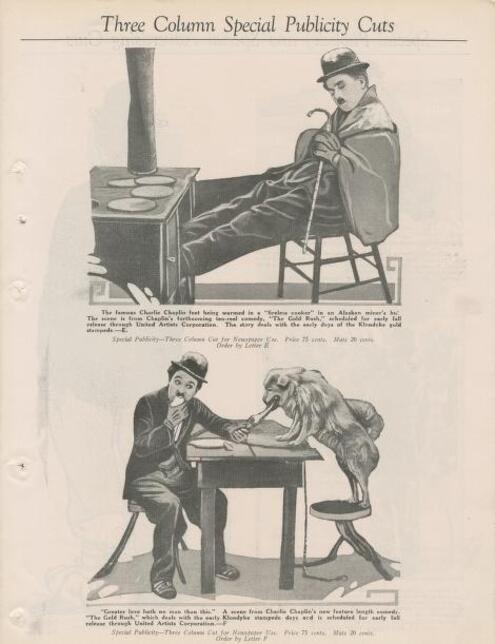 BOX OFFICE USA 1925 TOP 10