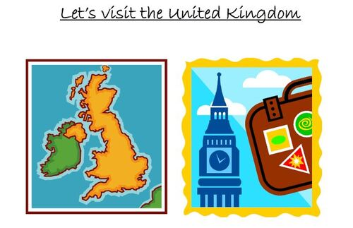 Let's visit the UK