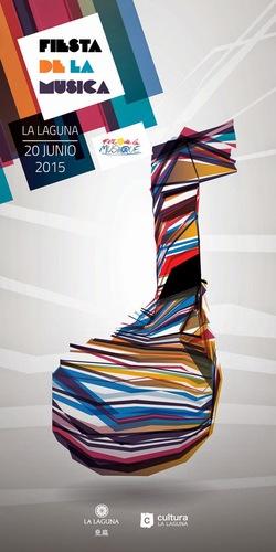 La Laguna accueille pour la quatrième année consécutive, la Fête de la Musique