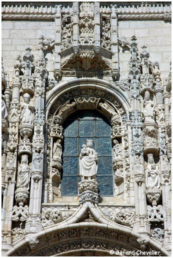 Lisboa - Mosteiro dos Jeronimos. #4