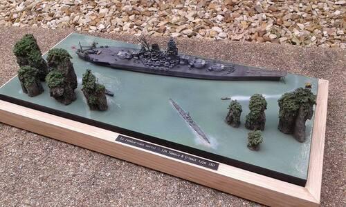 Yamato : la dernière ligne droite