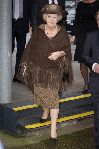 Beatrix à la conférence
