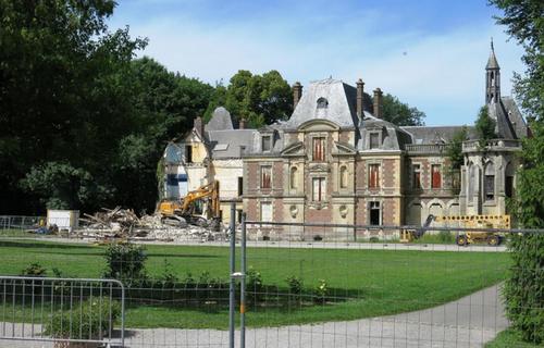 Vandalisme d'état à Lagny-Le-Sec