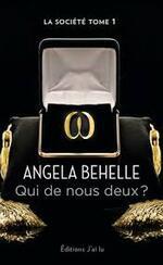 Qui de nous deux - Angela Behelle