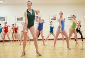 dance ballet auditions studio the rockette radio city dancers