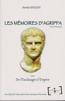 Les mémoires d'Agrippa (Annie Massy)