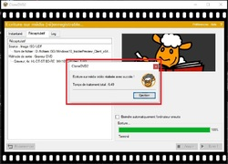 Créer le DVD - dernière version de Win10 insider build 14332 fr.ca.
