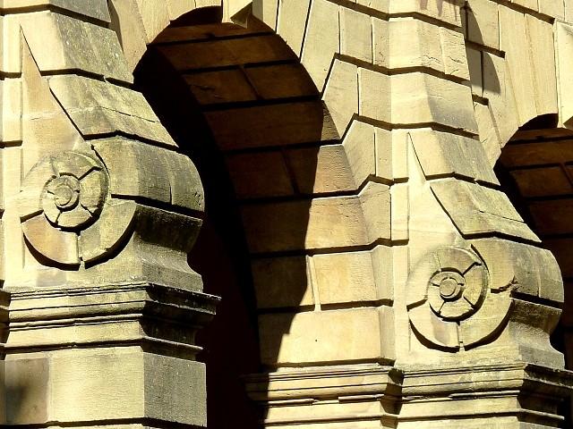 Le cloître de Saint-Clément à Metz 20 Marc de Metz 09 12