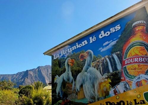 Affiche Dodo à Cilaos