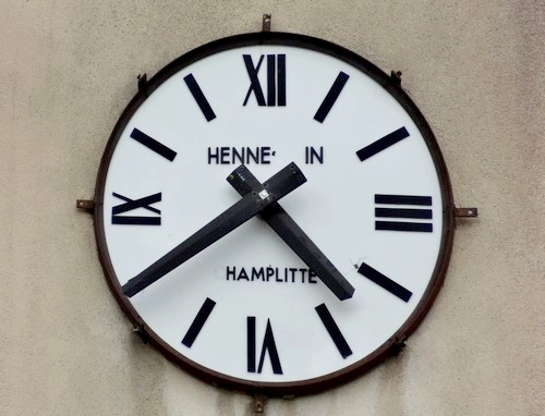 Encore des horloges de clochers châtillonnaises...